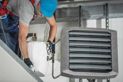 installation du système de climatisation à Dijon